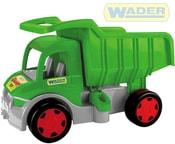 Auto Gigant Truck funkční sklápěč Farmer 55cm zelený plast 65015