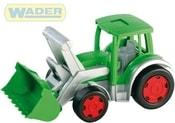 Auto Gigant Truck funkční nakladač Farmer 55cm zelený plast 66015