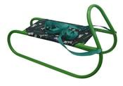 Sáně kovové dětské A2046 - zelené