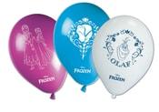 Balónky nafukovací FROZEN 8 ks