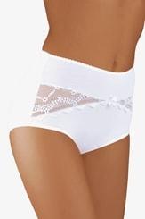 Dámské kalhotky 004 plus white