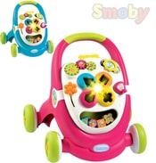 Cotoons baby chodítko plastové na baterie 2 barvy Světlo Zvuk