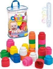 Baby Kostky gumové měkké set 24ks pro miminko