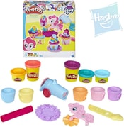 HASBRO PLAY-DOH MLP My Little Pony modelína Pinkie Pie dortíčková oslava
