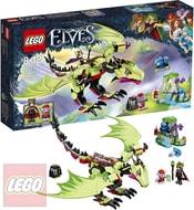 ELVES Zlý drak krále skřetů 41183