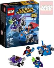 SUPER HEROES Superman vs. Bizarro 76068