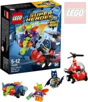 SUPER HEROES Batman vs. Killer Moth 76069