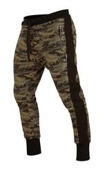 Kalhoty pánské dlouhé s nízkým sedem. 51280