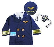 Kostým pilot vel. S