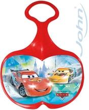 Kluzák na sníh s obrázkem Disney Cars (Auta) červený pro kluky