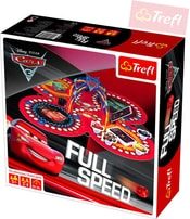 Hra Full Speed Cars 3 (Auta)