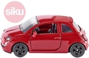 Model auto Fiat 500 1:55 kovový model 1453