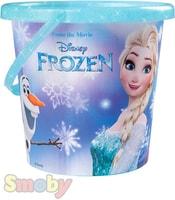 Kyblík na písek s obrázkem 16cm Frozen (Ledové Království) plast