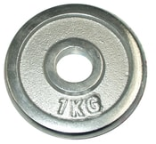 ACRA chrom 1kg - 30mm