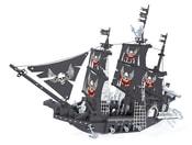 Stavebnice piráti velká loď 714 dílů