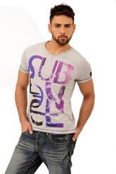 Moderní pánské tričko