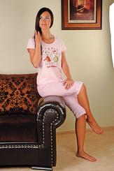 Dámské pyžamo PS 9161