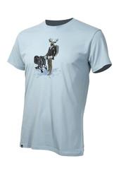 Pánské tričko Dear Deer cloud blue