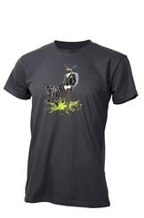 Pánské tričko Dear Deer grey