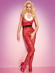 Body Xmas bodystocking
