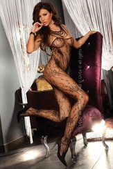 Bodystocking Chrysanthe