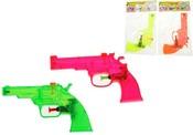 Pistole vodní (pistol na vodu) 16 cm 4 barvy