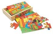 BINO Puzzle v krabičce-pohádky
