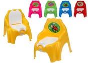 Židlička s vyjímatelným nočníkem