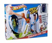 MATTEL HOT WHEELS Rev-ups výzva