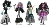 MATTEL MH  MONSTER HIGH Příšerky Halloween
