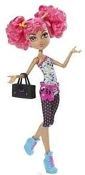 MATTEL MH MONSTER HIGH Příšerky disco HOWLEEN WOLF Y0430