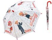 Deštník 56 cm Spejbl a Hurvínek 3D vystřelovací