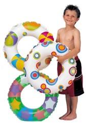 Kruh plavecký Lively 51 cm