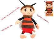 Příběhy včelích medvídků Brumda 29 cm s písničkami
