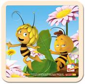 DŘEVO Puzzle dětské Včelka Mája