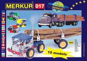 017 Kamion KOVOVÁ STAVEBNICE