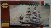 Model loď Cutty Sark 1:180 (stavebnice lodě)