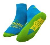 Pánské ponožky foot attack machos long blue