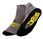 Pánské ponožky foot attack machos long grey