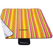 Pikniková deka Picnic Strips 130x150cm