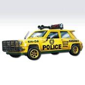 MONTI SYSTÉM 41 Auto Renault 5 POLICIE stavebnice MS41 0105-41