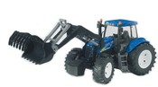 03021 (3021) Traktor NEW HOLLAND + čelní nakladač