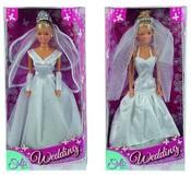 Steffi nevěsta panenka