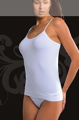 Dámská košilka CM 00210 CAMISOLE bílá