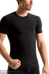 Pánské tričko SS 00990 T-SHIRT black