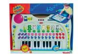 Piano klávesy se zviířátkem