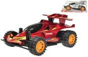 Auto závodní formule na setrvačník 22 cm 2 barvy
