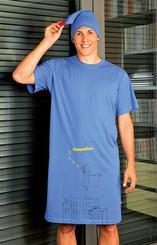 Noční košile s čepičkou PS 9192