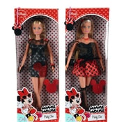 Panenka Steffi Minnie Mouse Chic Party