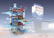Bosch garáž 4 patra